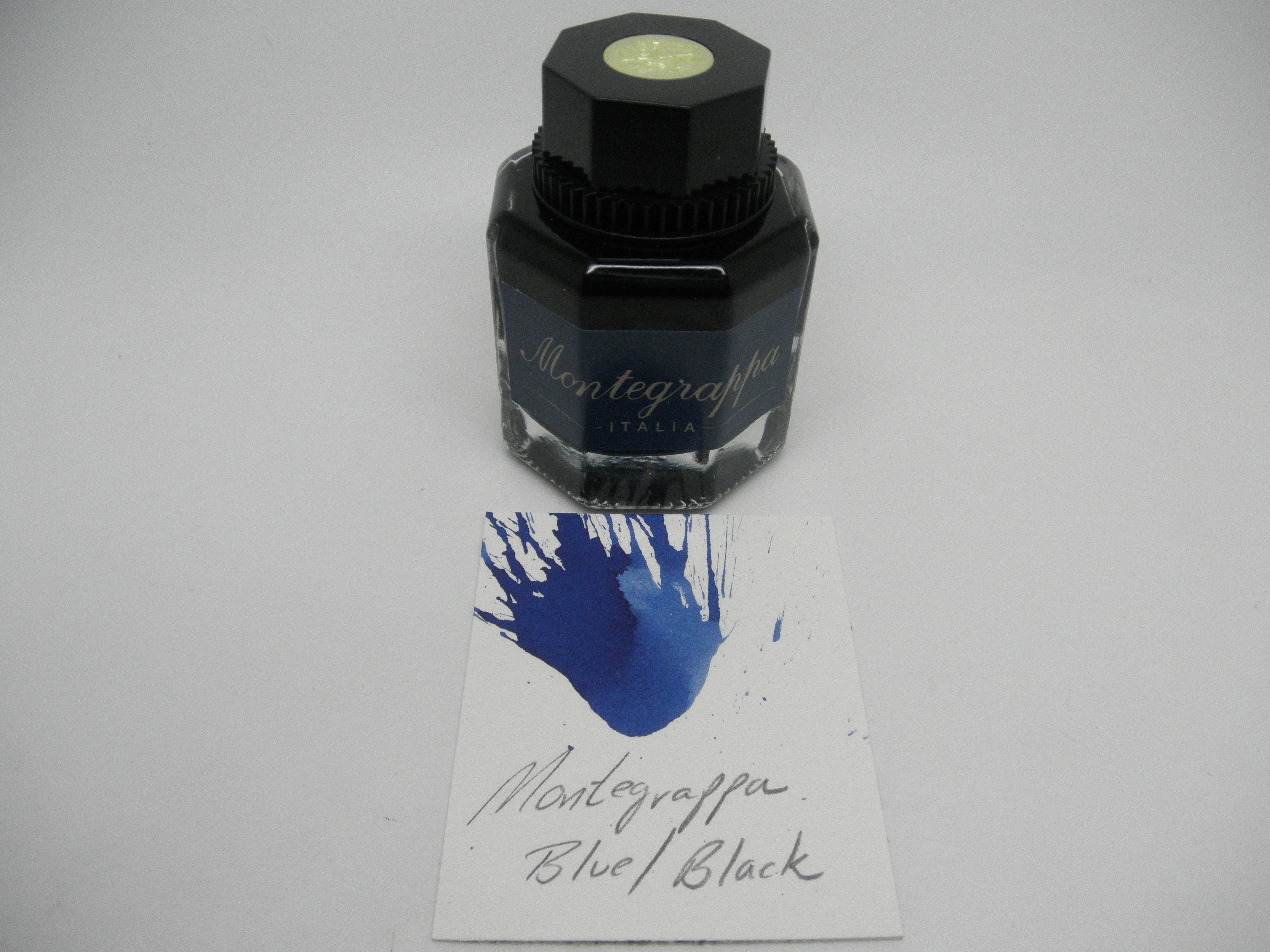 Montegrappa Dark Blue Fountain Pen Ink