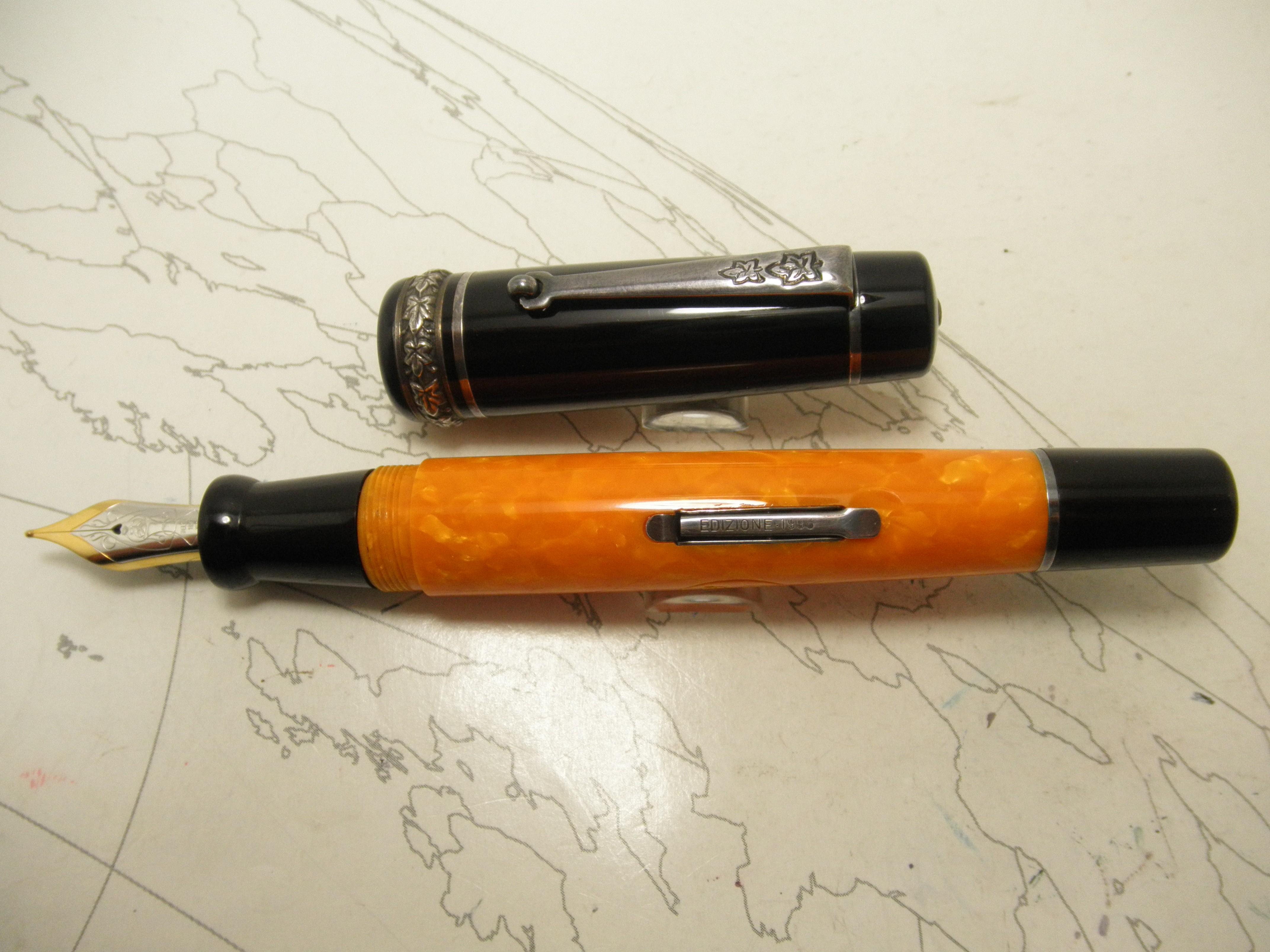 Delta Colossevm Limited Edition Fountain Pen