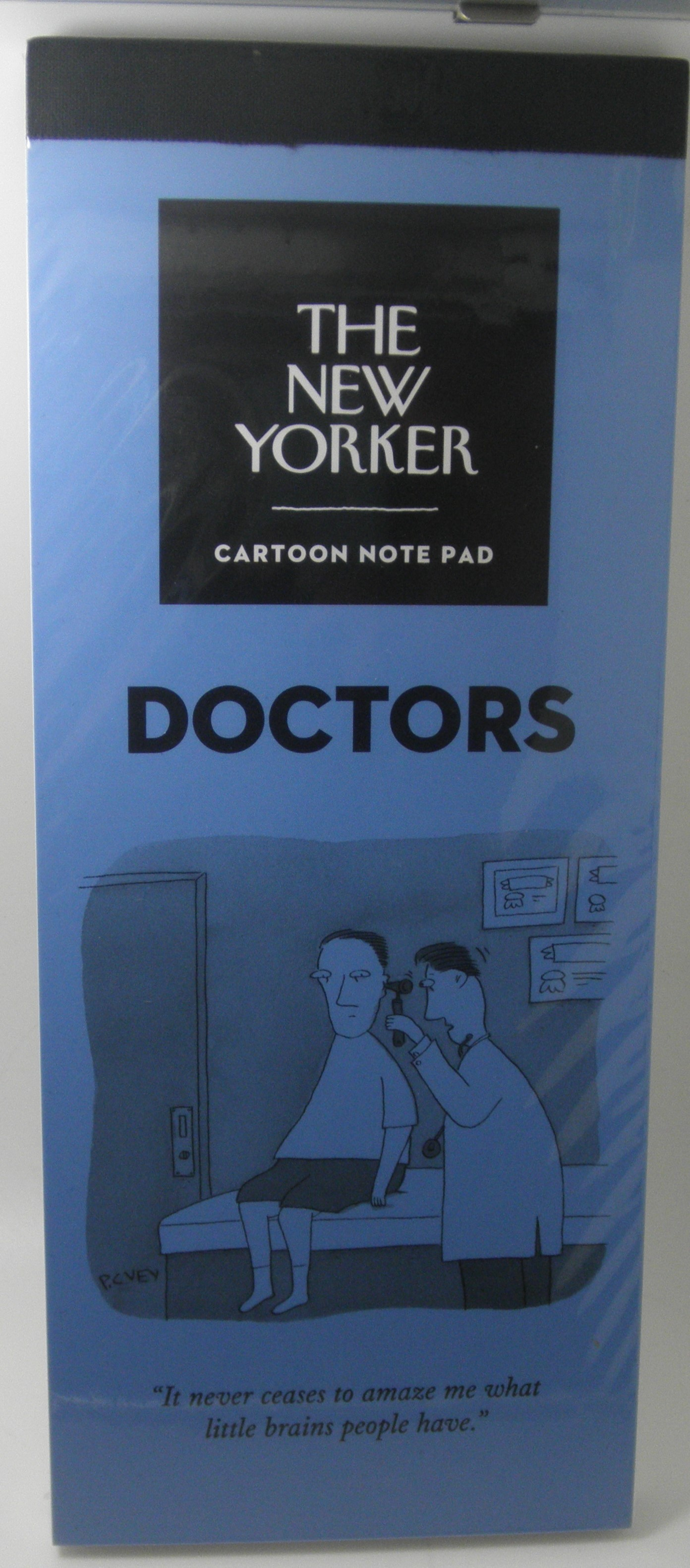 The New Yorker Cartoon Notepad Doctors