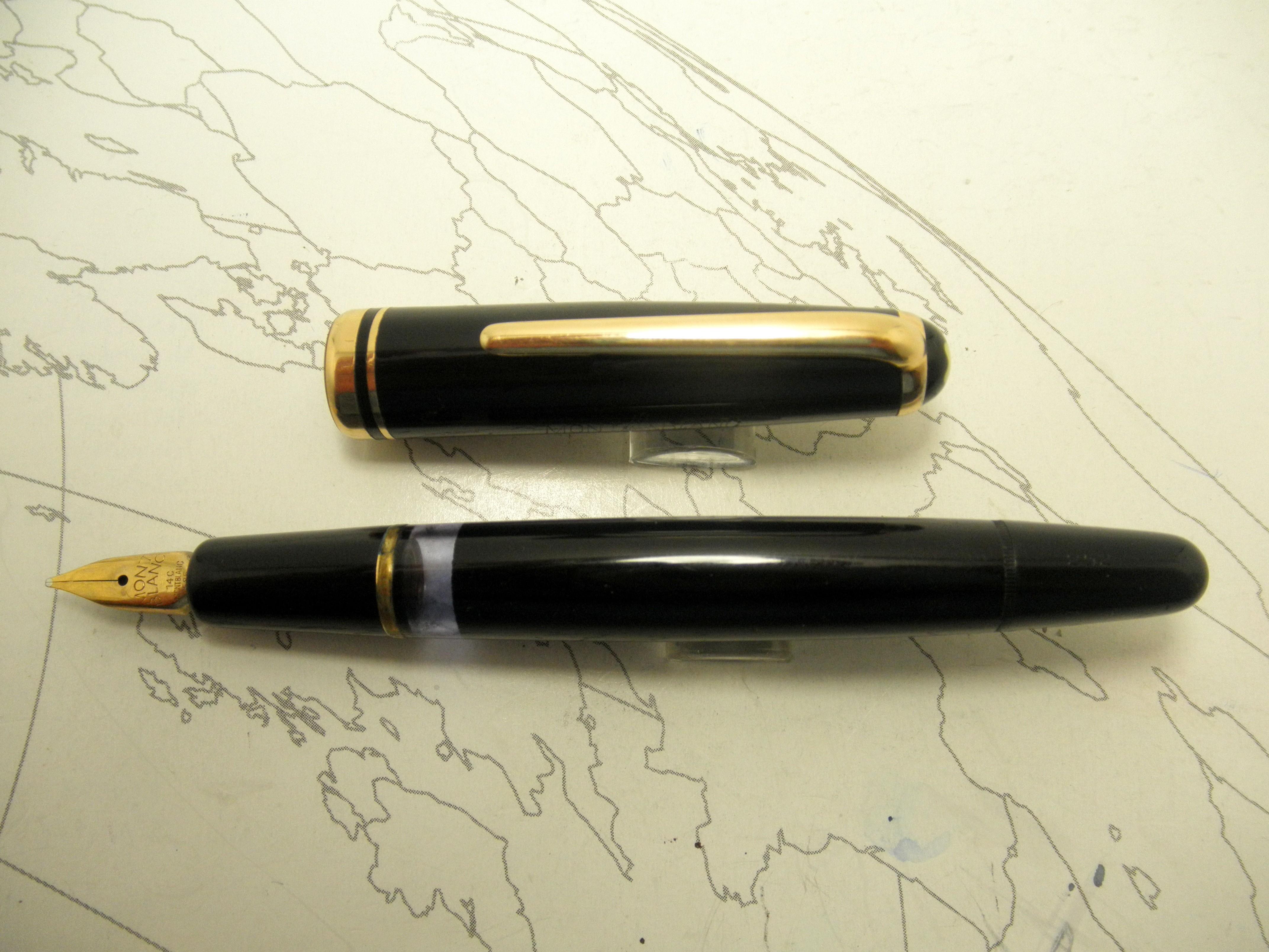 MontBlanc 252 Fountain Pen