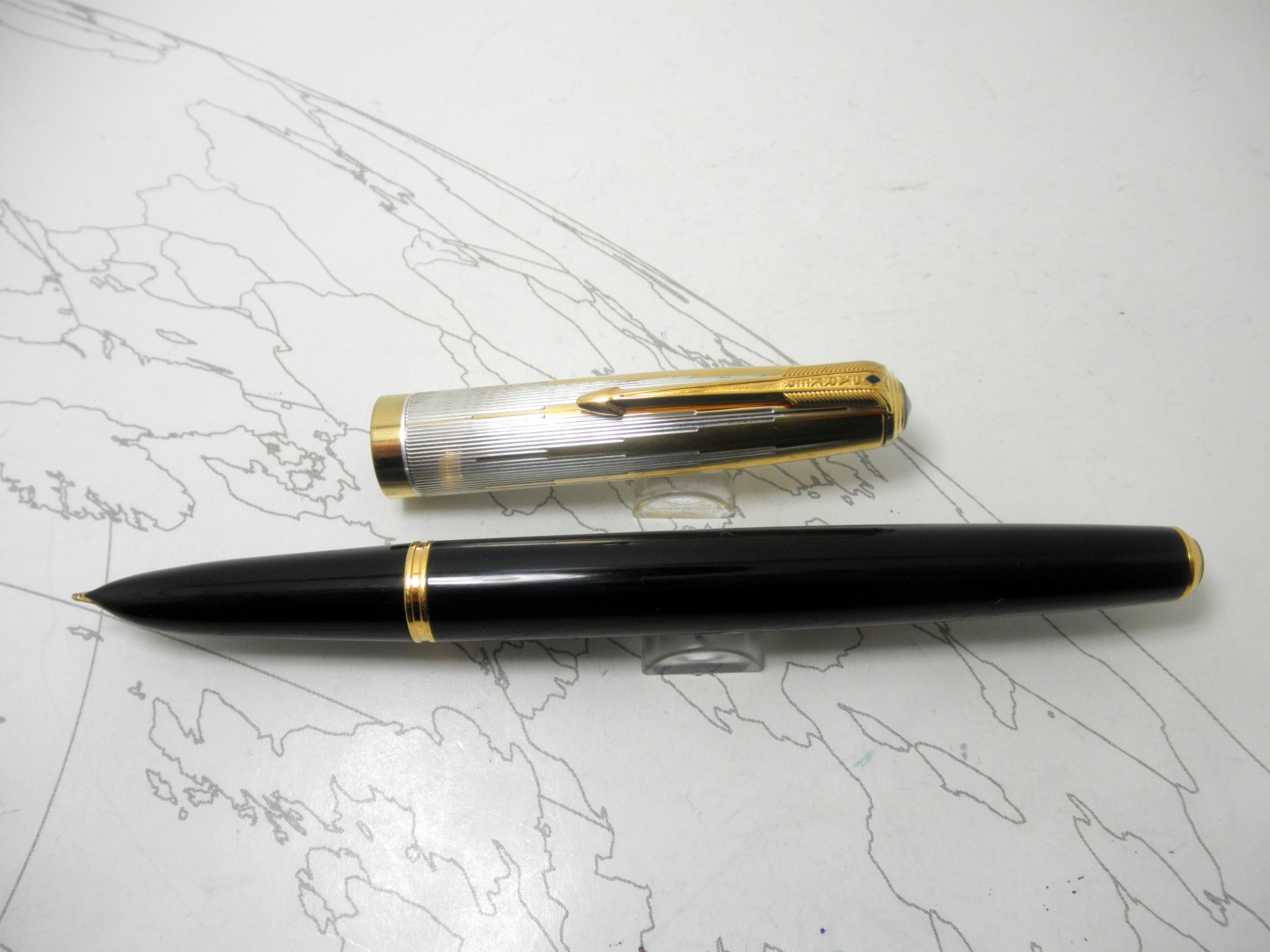 Parker 51 Special Edition Empire Black Fountain Pen