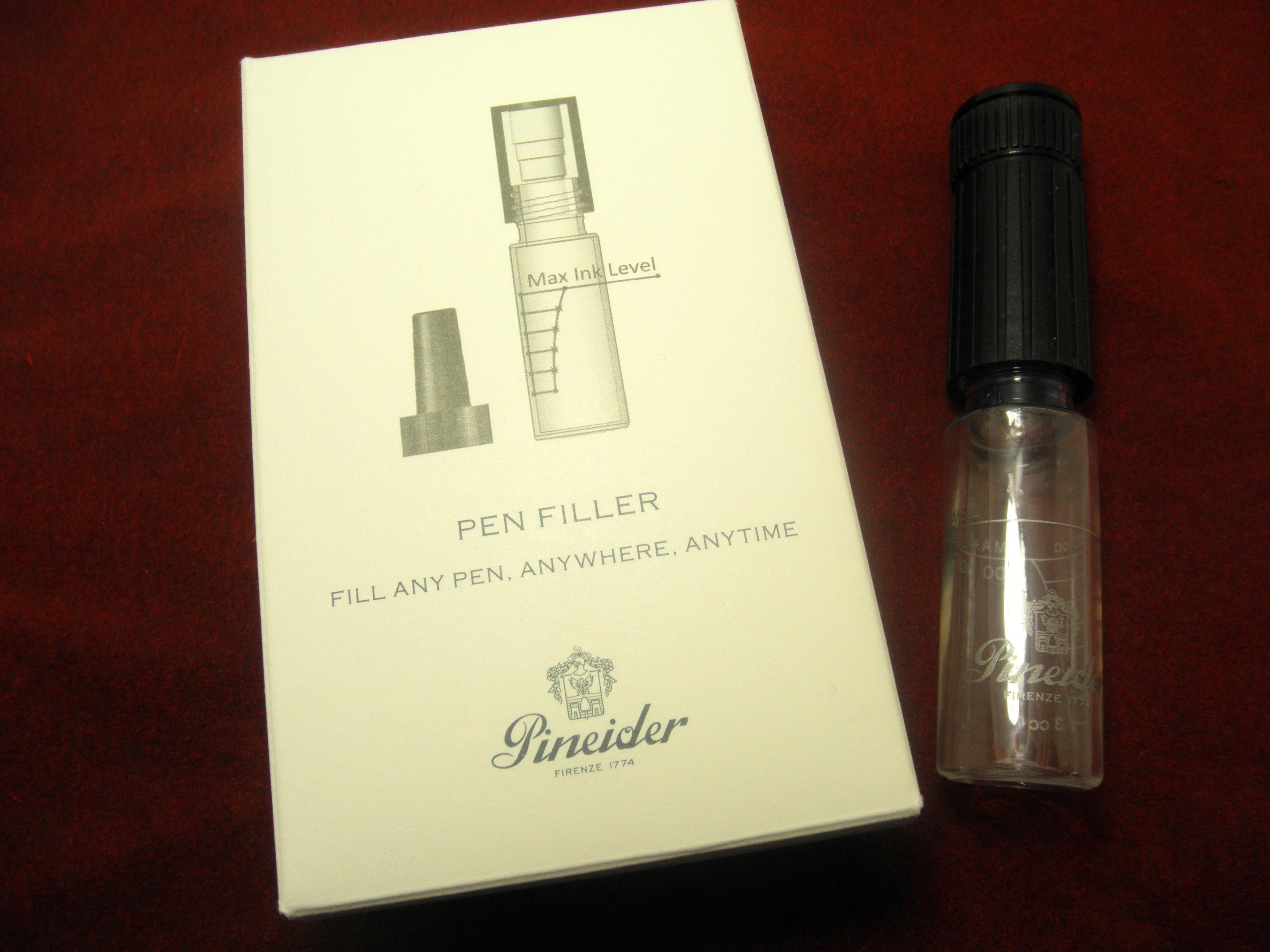 Pineider Pen Filler
