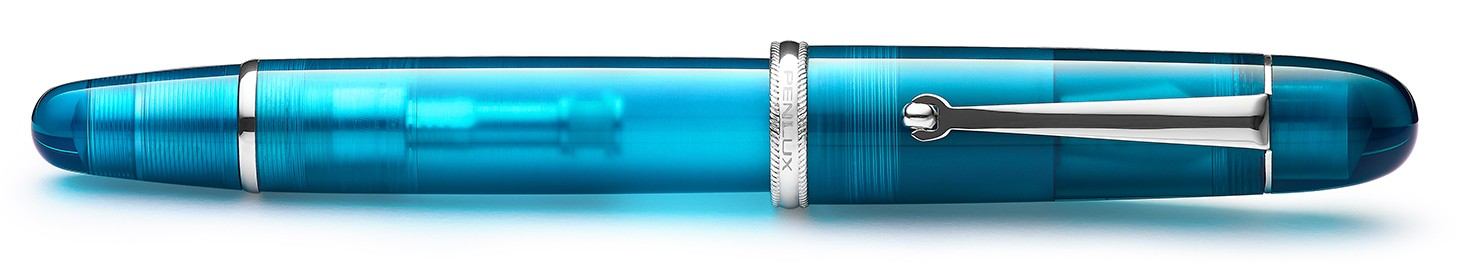 Penlux Masterpiece Grande Great Natural Deep Sea Fountain Pen