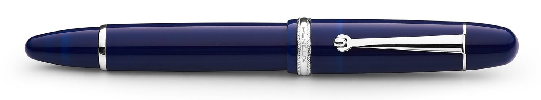 Penlux Masterpiece Grande Blue Comet Fountain Pen
