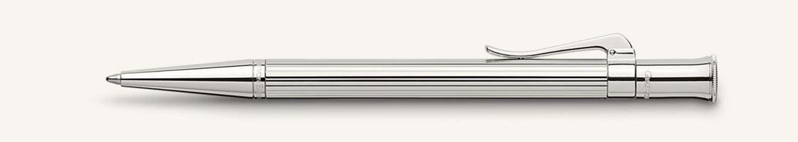 Graf  Von Faber-Castell Platinum Plated Classic Ballpoint