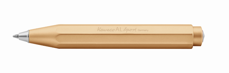 Kaweco AL Sport Limited Edition Gold Ballpoint Pen
