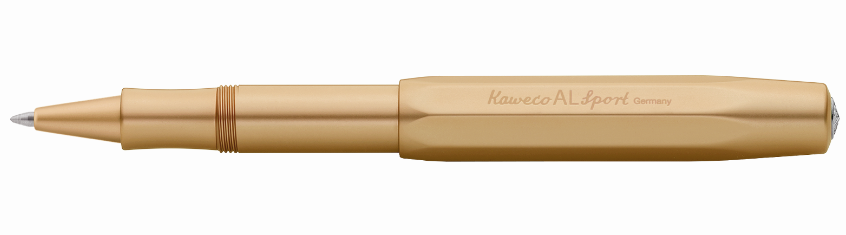 Kaweco AL Sport Limited Edition Gold Rollerball