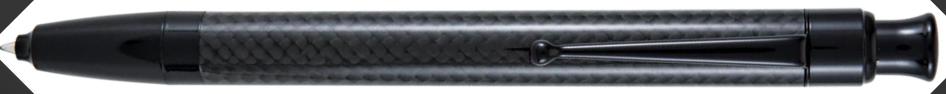 Monteverde Engage Carbon Fiber Ink-Ball Writing system