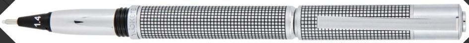 Yookers Metis Fiber Pen Black Grid