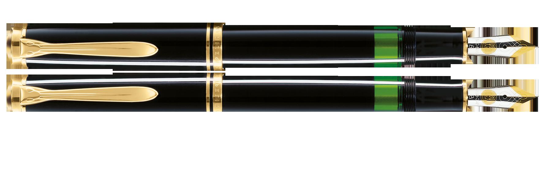Pelikan Souverän M400 Black Fountain Pen