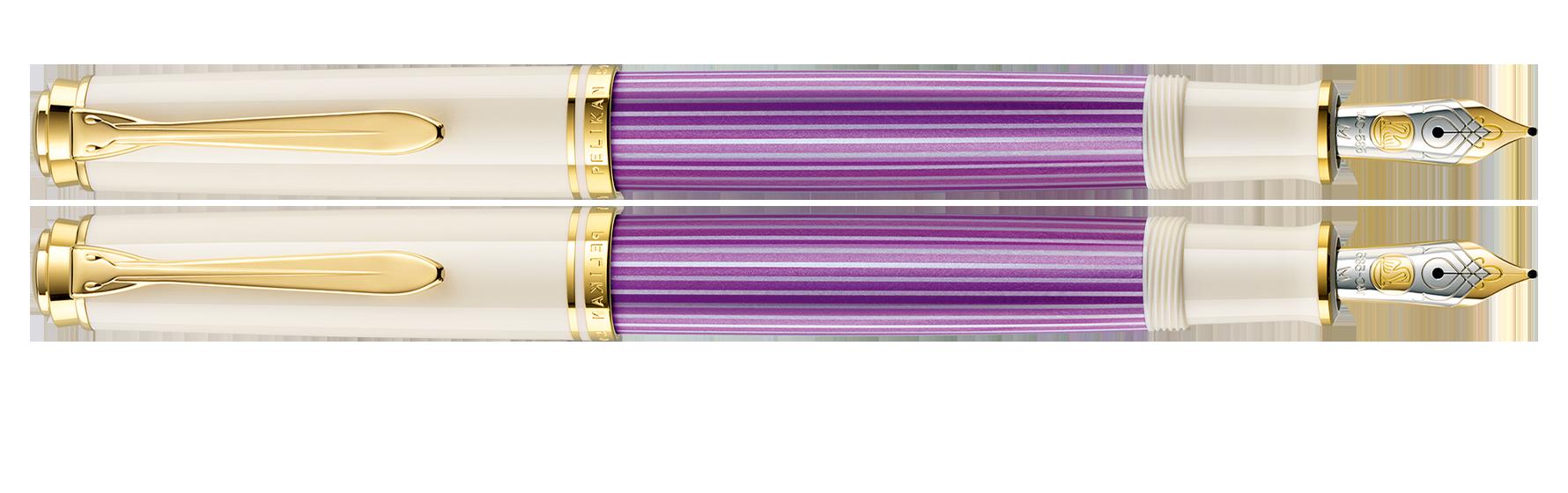 Pelikan Souveran M600 Violet-White Fountain Pen