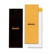 Rhodia No. 8 Staplebound Pad Orange