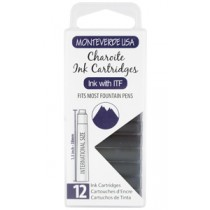 Monteverde Ink Cartridges Charoite