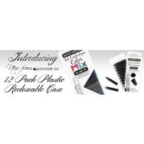 Monteverde Standard International Cartridges 12 Pack