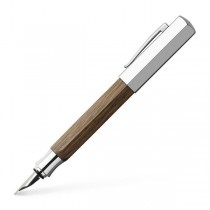 Faber Castell Ondorno Smoked Oak Fountain Pen