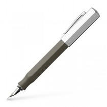 Faber Castell Ondorno Greybrown Fountain Pen