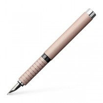 Faber Castell Essentio Aluminum Rose Fountain Pen