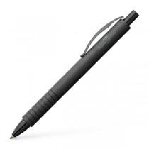 Faber Castell Essentio Aluminium Black Ballpoint Pen