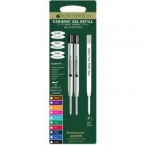 Monteverde USA® Capless Ceramic Gel Refill To Fit Parker® Ballpoint Pens