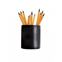 Rhodia Black Pencil Cup