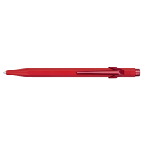 Caran d'Ache 849 Claim Your Style III Limited Edition Scarlet Red Ballpoint