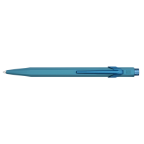 Caran d'Ache 849 Claim Your Style III Limited Edition Glacier Blue Ballpoint