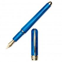 Pineider Avatar UR Deluxe Neptune Blue Fountain Pen