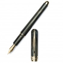 Pineider Avatar UR Deluxe Riace Bronze Fountain Pen