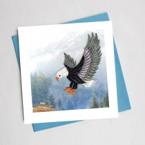 Quilling Card Flying Eagle BL1011