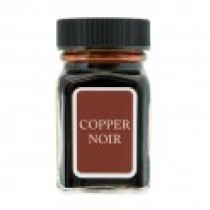 Monteverde Copper Noir bottled ink 30ml