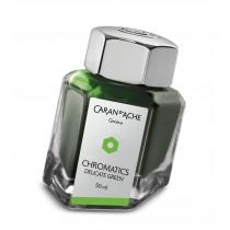 Caran d'Ache Chromatics Bottled Ink Delicate Green
