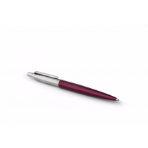 Parker Jotter Stainless Steel Ballpoint pen Portobello Purple