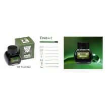 Platinum Premium Bottled Ink Forest Black
