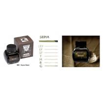 Platinum Premium Bottled Ink Sepia Black