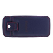Esterbrook Nook Triple Pen Case Navy Blue