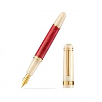 Laban 325 Flame Fountain Pen