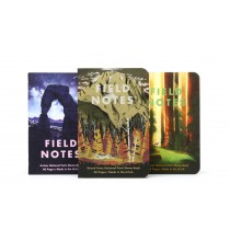 Field Notes National Parks Edition Series D 3-Pack