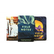Field Notes National Parks Edition Series E 3-Pack