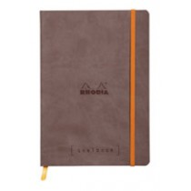Rhodia Goalbook - Chocolate, Dot Grid