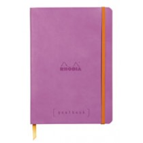 Rhodia Goalbook - Lilac, Dot Grid