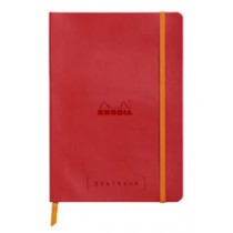 Rhodia Goalbook - Poppy, Dot Grid