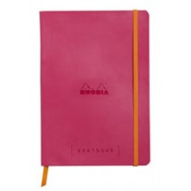 Rhodia Goalbook - Raspberry, Dot Grid