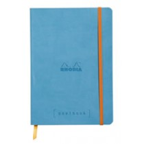 Rhodia Goalbook - Turquoise, Dot Grid