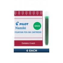 Pilot Namki Green Ink Cartridges