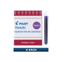 Pilot Namki Purple Ink Cartridges