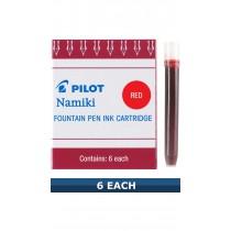 Pilot Namki Red Ink Cartridges
