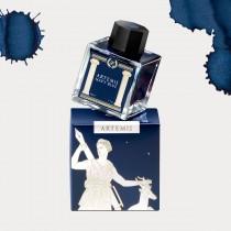 Laban Greek Mythology Artemis Blue Bottled Ink
