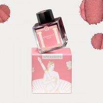 Laban Greek Mythology Aphrodite Pink Bottled Ink