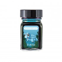 Monteverde Jungle Ink Collection Turtle Turquoise