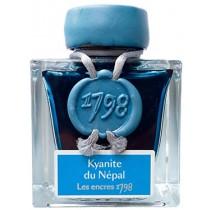 Jacques Herbin 1798 Kyanite du Nepal 50ml Bottled Ink